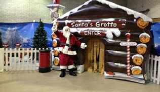 Christmas grotto and decoration hire Derry Londonderry