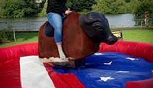 Rodeo bull Bucking bronco hire Derry Londonderry