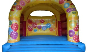 Bouncy castle & inflatable hire Derry Londonderry